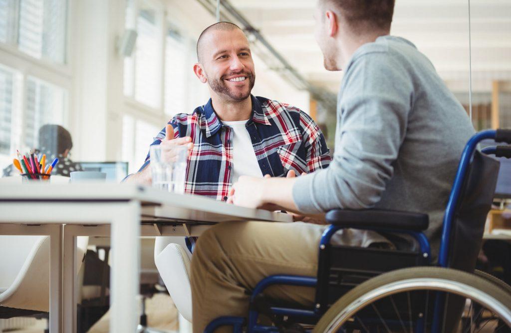 Ayudas para autónomo con discapacidad